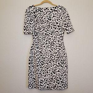 Marvin Richard's Animal Print Dress Sz 8